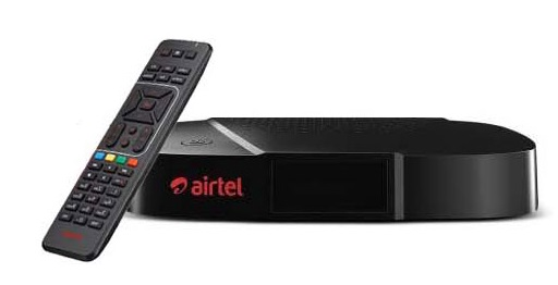 Airtel Dth SD New Connection